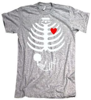 Maternity Baby Skeleton Love Halloween Costume Funny Small S Sport