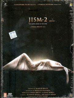 JISM 2  Original Bollywood DVD (2012)  Sunny Leone,Arunoday Singh