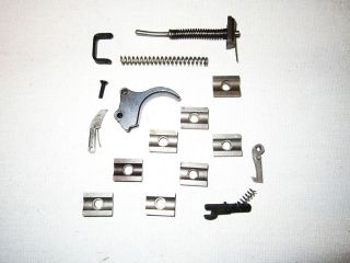 Harrington and Richardson Original MFG Parts. 18 Assorted Parts