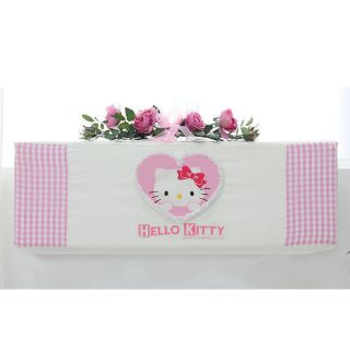 Genuine Hello Kitty Indoor Wall Mounted Air Conditioner Dust Cover #3