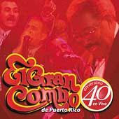 40 Aniversario, 1962 2002 by El Gran Combo CD, Jun 2002, 2 Discs, Sony
