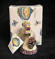 Blue Sky Clayworks Ceramic Lady Rose Snuffer Snuffette