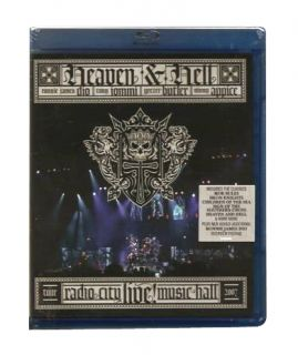 Heaven And Hell   Live From Radio City Music Hall Blu ray Disc, 2011