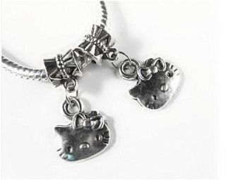 hello kitty charm beads in Jewelry & Watches