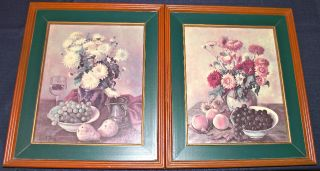 Still Life High Quality Lithographs by Henk Bos