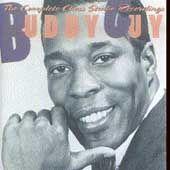 Studio Sessions by Buddy Guy CD, Mar 1992, 2 Discs, Geffen