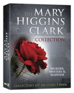Mary Higgins Clark Collection DVD, 2009, 7 Disc Set
