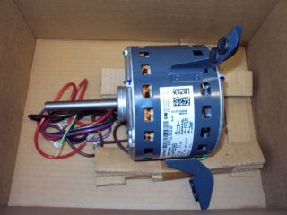GOODMAN B13400312S 1/3 HP 208 230V BLOWER MOTOR OEM NEW FREE CAPACITOR