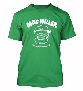 Mac Miller shirts Incredibly dope since 82 T shirt ymcmb hip hop fan
