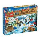 Lego City Seasonal Advent Calendar 7724