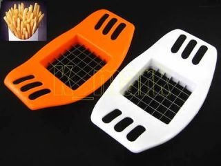 New Fries Chip Stainless Steel Potato Cutter Slicer Chopper Party