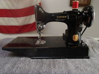 1913, singer, 28k, hand, crank, sewing, machine) in Machines