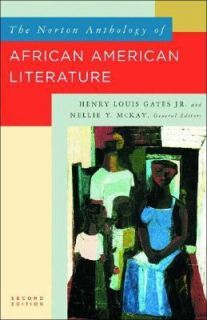 The Norton Anthology of African American Literature 2003, Paperback