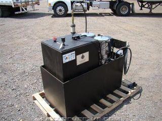 Harvard 3/4HP Hydraulic Pump 110v 55G TNK