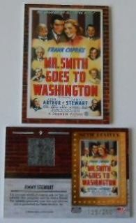 AMERICANA JIMMY STEWART MR. SMITH GOES TO WASHINGTON MOVIE POSTER