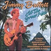 All the Great Hits by Jimmy Buffett CD, Nov 1998, Prism