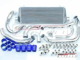 05 07 SUBARU LEGACY FRONT MOUNT BOLT ON FMIC TURBO INTERCOOLER