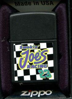 ZIPPO LIGHTER NEW IN BOX SMOKIN JOE,S