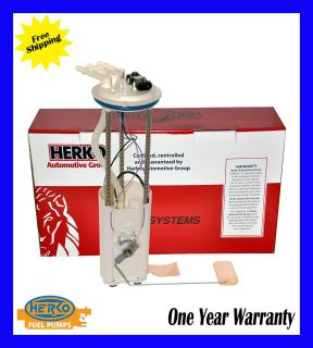 NEW HIGH PERFORMANCE PREMIUM HERKO REDLINE FUEL PUMP MODULE E3943M