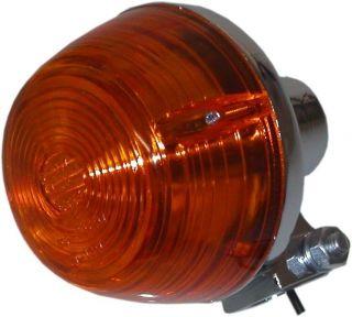 Honda CB 125 K5 (1976) : A/Market Indicator Lens Front R/H Amber