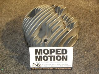 Vespa 125cc Cylinder Head   125cc Engine @ Moped Motion