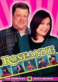 Roseanne   The Complete Sixth Season DVD, 2006, 4 Disc Set