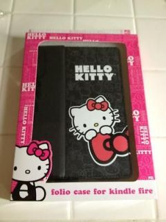 Hello Kitty folio case for  kindle fire (FAST SHIPPING)