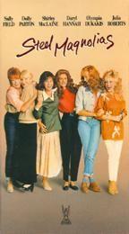 Steel Magnolias VHS, 1990