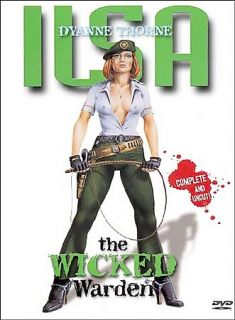 Ilsa   The Wicked Warden DVD, 2000