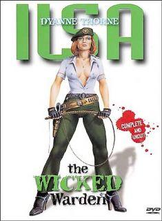 Ilsa   The Wicked Warden DVD, 2000