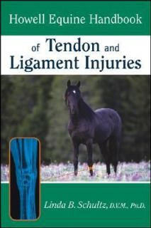 Howell Equine Handbook of Tendon and Ligament Injuries by Linda B