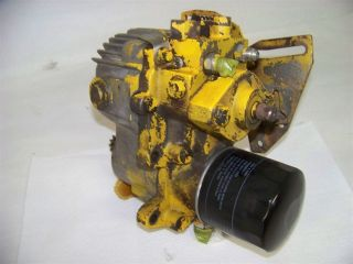 CUB CADET 149 169 1650 TRACTOR TRANSMISSION AND FILTER NICE