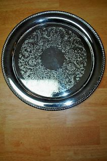 international silver company tray in Antiques