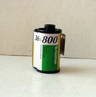 FUJICOLOR PRESS 800 35mm film,5 36 exp.rolls 180 photos