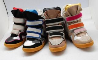 isabel marant sneaker wedge in Womens Shoes