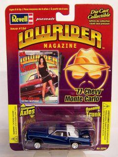 RARE! Revell 1/64 LOWRIDER MAGAZINE Issue # 150 Diecast 1959 59 Chevy