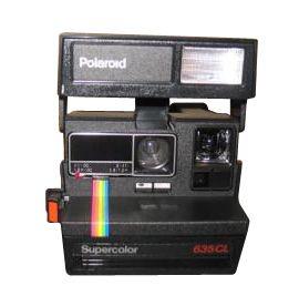 Polaroid 635 CL Instant Film Camera
