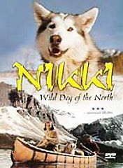 Nikki   Wild Dog of the North DVD, 2000