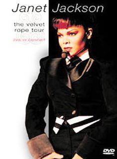 Janet Jackson   The Velvet Rope Tour Live in Concert DVD, 2004