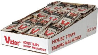 victor mouse traps in Rodent Control