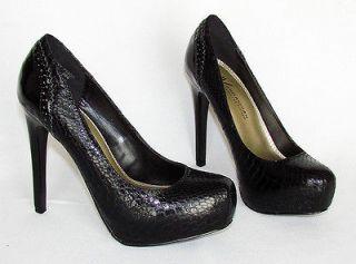 Kim Kardashian Kollection Runway Platform High Heel Stiletto Pumps Sz