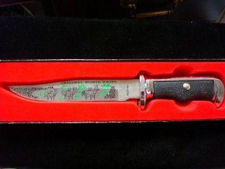 Solingen Germany 10 Messer Rostfrei Solingen Germany Bowie Knife