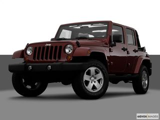 Jeep Wrangler 2007 Unlimited Sahara