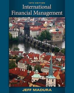 Financial Management by Jeff Madura 2009, Hardcover