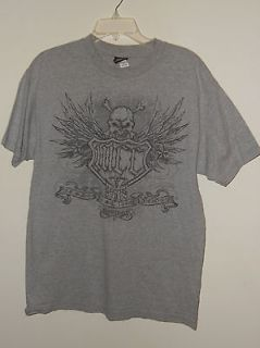 Mens Large T Shirt West Coast Choppers Custome Bikers Biker