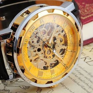 men gold watch in Wristwatches