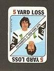 1971 Topps Game #3 Joe Namath New York Jets Near MINT