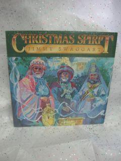 Vintage Christmas Album Vinyl LP Record Jimmy Swaggart Christmas