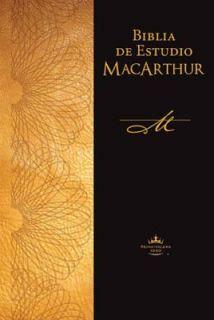 Biblia de estudio MacArthur by John MacArthur 2011, Hardcover