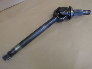 DODGE W200 3/4 TON DANA 44 FRONT RH OR SHORT SIDE AXLE SHAFT 74 TO 79